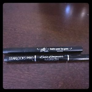 NWOT set of 2 liquid eyeliners